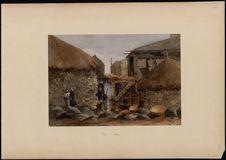 Habitations à Gorée