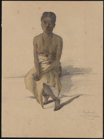 Bindgia femme d'Adolphe