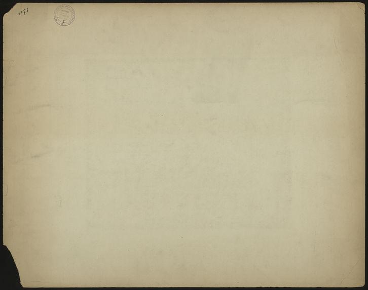 Page d'album de Delacroix - Voyage au Maroc