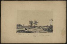 Grande route conduisant au Pont Nicolay. Retranchemens Port-Louis