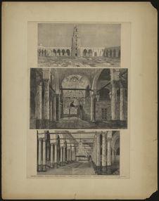 Occupation de Kairouan. La grande mosquée de Sidi-Okba (Djemma Khébir). Le...