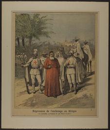 Répression de l'esclavage en Afrique (Le cardinal Lavigerie et les Pères Blancs)