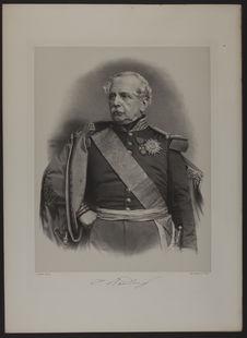 Sans titre [Portrait du maréchal Jacques Louis Randon]