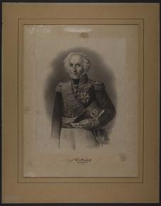 Sans titre [Portrait de Jean-Baptiste Philibert Willaumez]