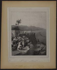 Inneming von Bone 1832