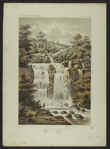 Cascade de la ravine du Boucan Launay - Environs de Saint-Denis