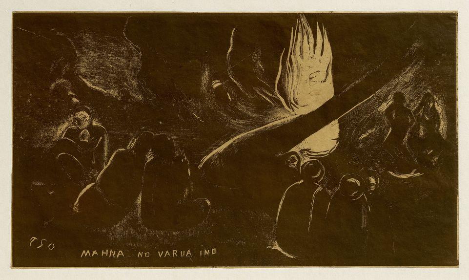 Mahna no varua ino (Le Diable parle)