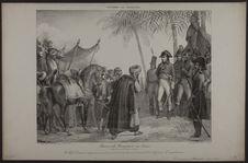 Retour de Bonaparte au Kaire
