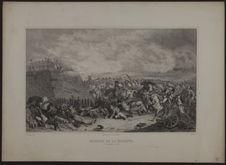 Bataille de la Moskowa. (7 septembre 1812)