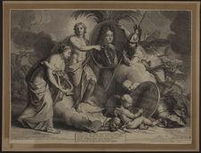 Prince chery des Dieux, dont la gloire éclatante remplit les champs de mars […]