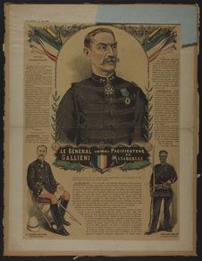 Le Général Galliéni - Pacificateur de Madagascar
