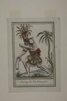 Sauvage des Iles Marquises
