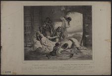 Virginie ensevelie / Virginie wrapped in her shroud