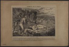 Naufrage et mort de Virginie