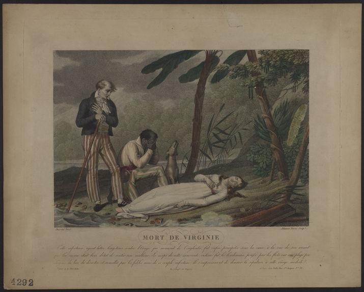 Mort de Virginie