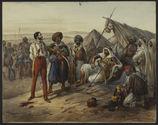 Sans titre [Scène de campagne d'Algérie]
