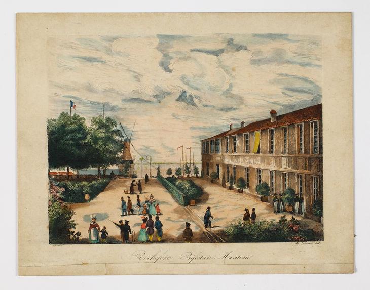 Rochefort, Préfecture maritime