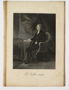 Sans titre [Portrait de Thomas Jefferson]