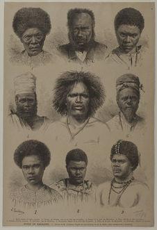 Types de Kanaques