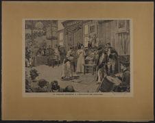 Le Théatre Annamite, à l'Esplanade des Invalides