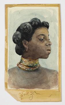 Sans titre [Jeune femme malgache]
