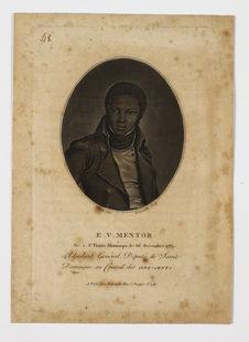 E. V. Mentor […] Député de Saint Domingue