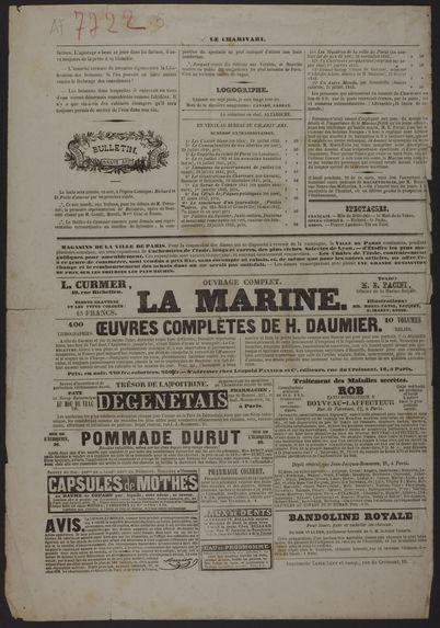 La civilisation aux Iles Marquises - La charade