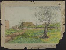 Poste militaire de Dédougou - logement du commandant d'armes
