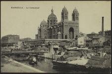 Marseille, la cathédrale