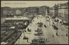 Marseille, quai de la Fraternité