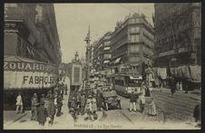 Marseille, la rue Noailles