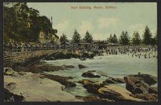 Surf Bathing, Manly, Sydney