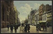 Collins Street West, Melbourne