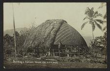 Building an Samoan House