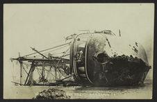Wreck of S.M.S Adler
