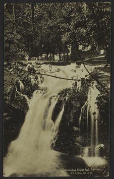 Papaloloa Water Fall