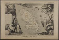 Colonies françaises - Martinique - Amérique du Sud