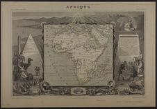 Afrique Atlas universel illustré
