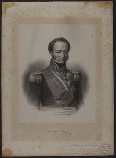 Sans titre [Portrait d'Henri de Rigny]