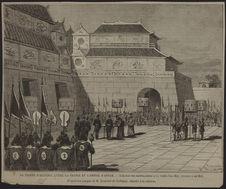 Le traité d'alliance entre la France et l'empire d'Annam