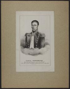 J.B.M.A. Gourbeyre. Contre-amiral, Gouverneur de la Guadeloupe