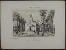 Eglise du quartier Saint Benoit