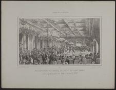 Inauguration de l'Hôtel de Ville de Saint-Denis