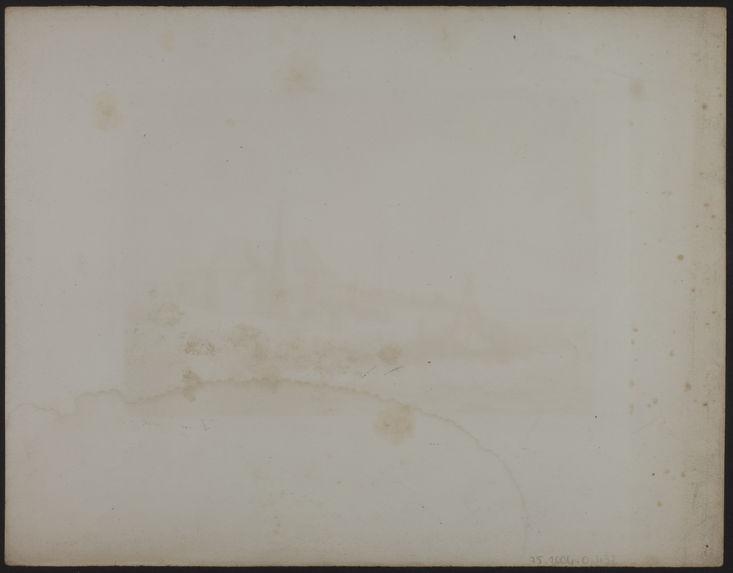 Débarcadère de Sainte-Rose. Monument élevé à la mémoire de Corbett