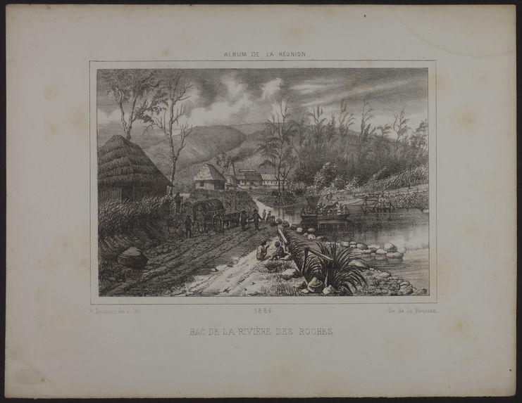 Bac de la rivière des Roches