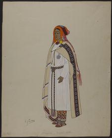 Femme marocaine - Moyen Atlas