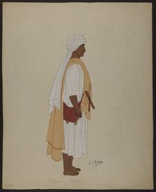 Homme des Aurès - Algérie