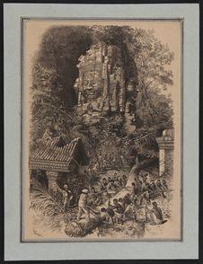Sans titre [Monument de l'art Khmer]