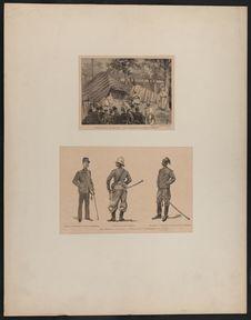 Les troupes coloniales à l'Exposition Universelle de 1889