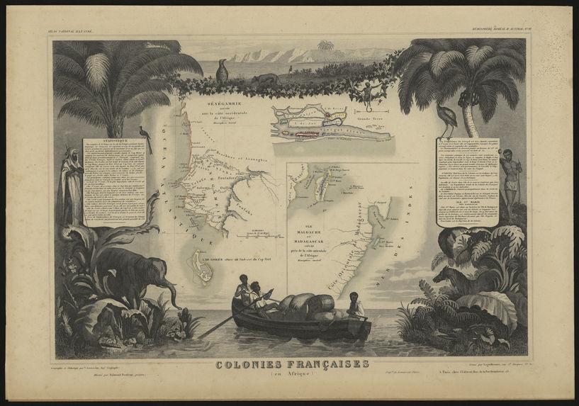 Colonies Françaises (en Afrique)